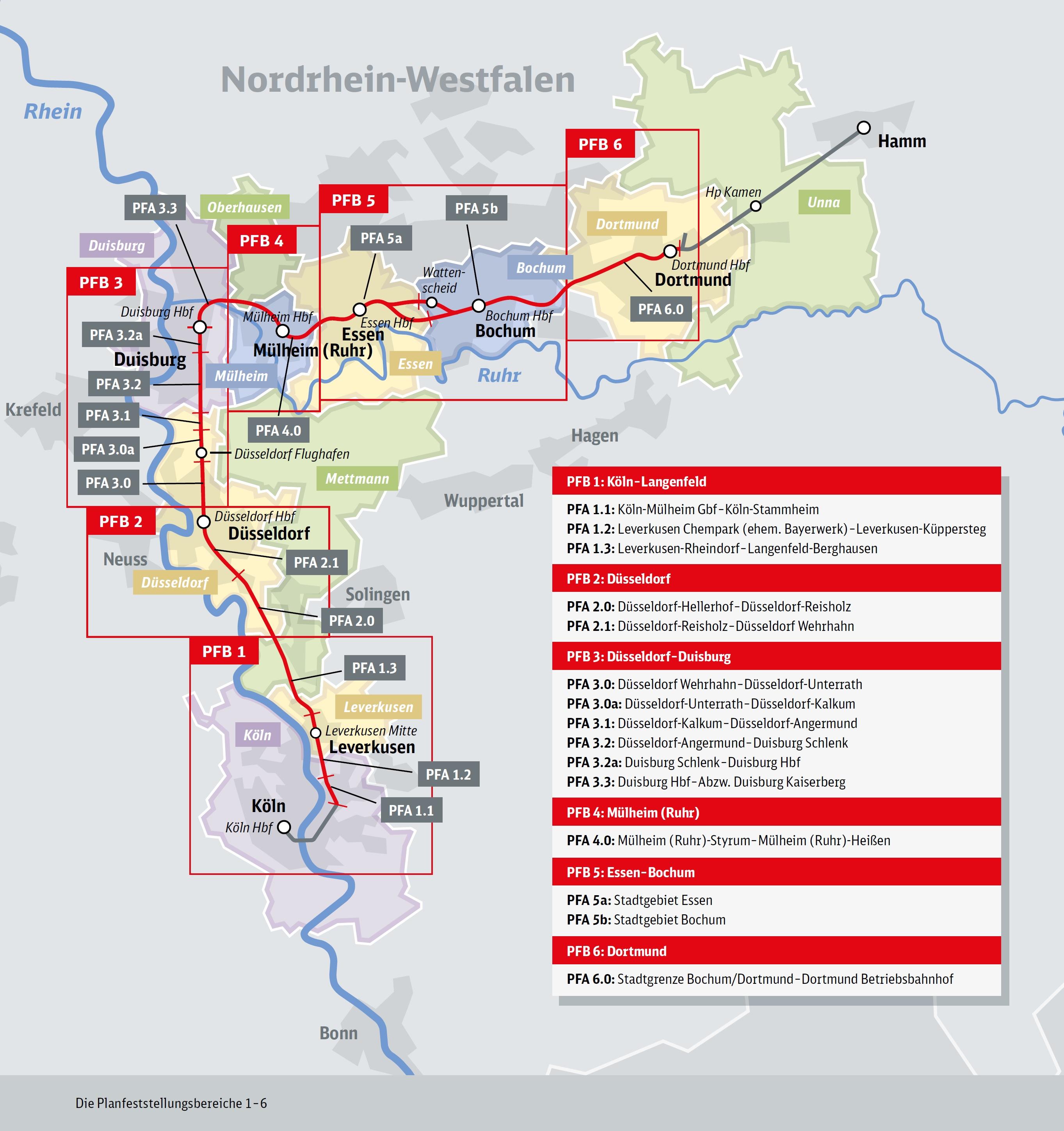 Der Rhein Ruhr Express Rrx Deutsche Bahn Ag