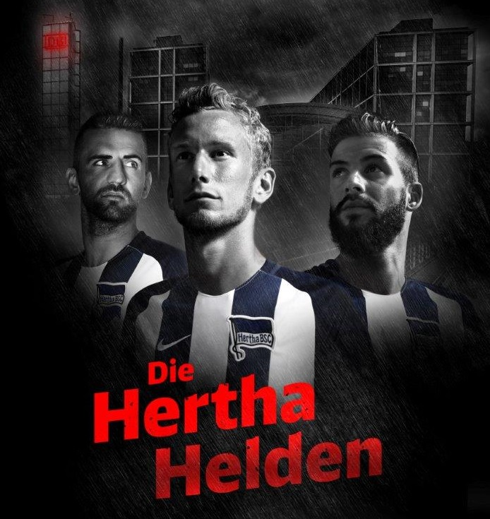 Die Hertha Helden