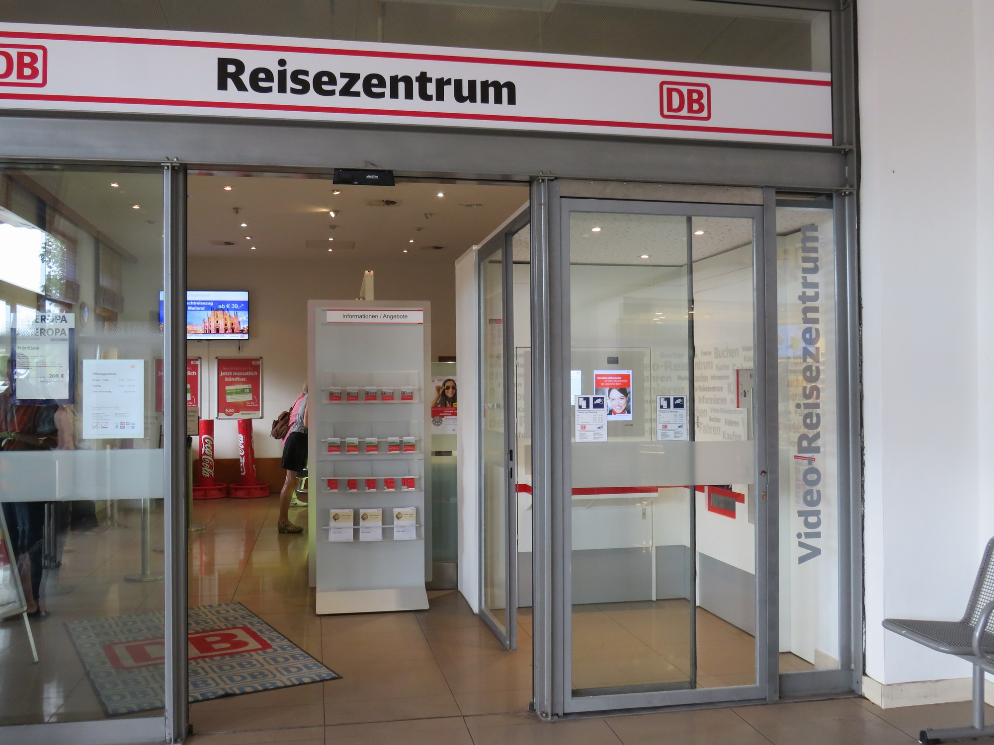 Db Reisezentrum Mönchengladbach