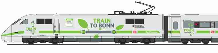 Train to Bonn