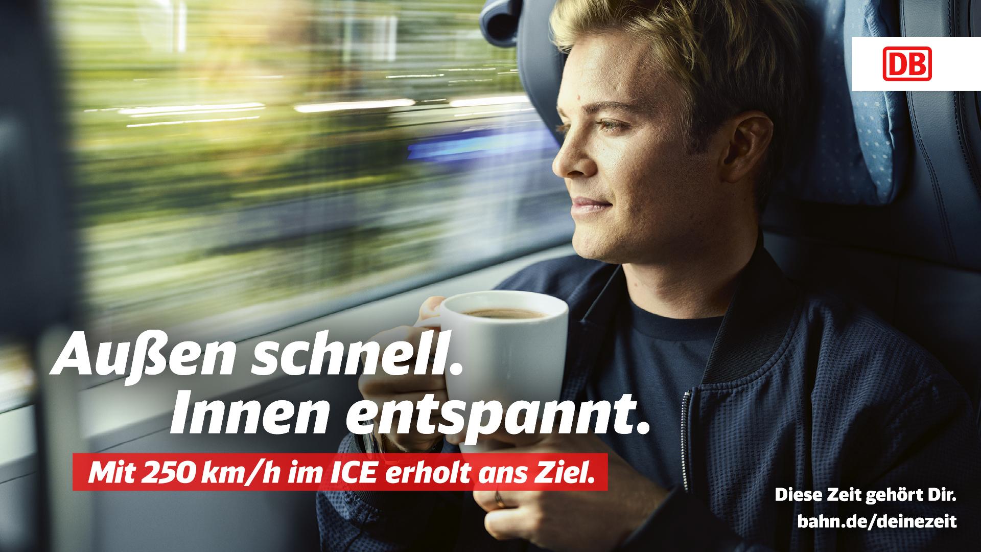 Bahn Werbung Palmer