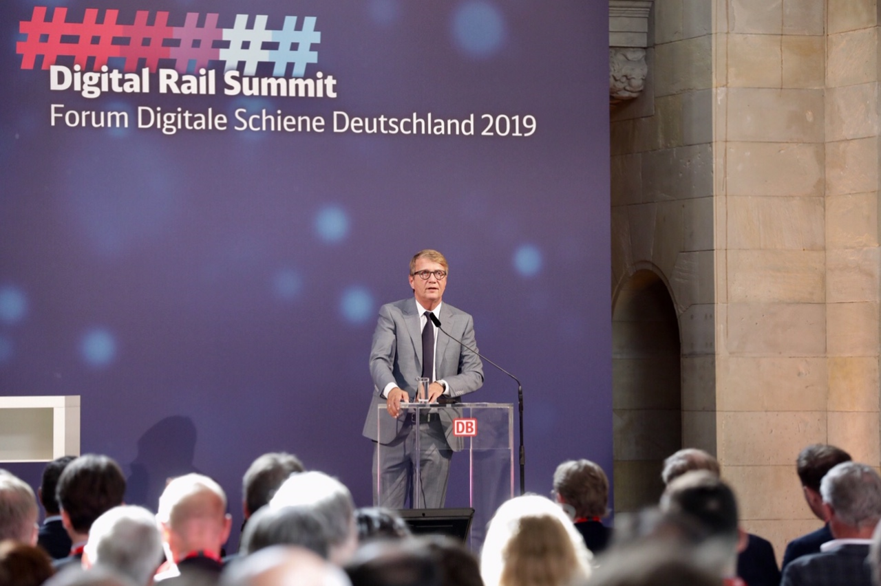 Forum Digitale Schiene Deutschland 2019