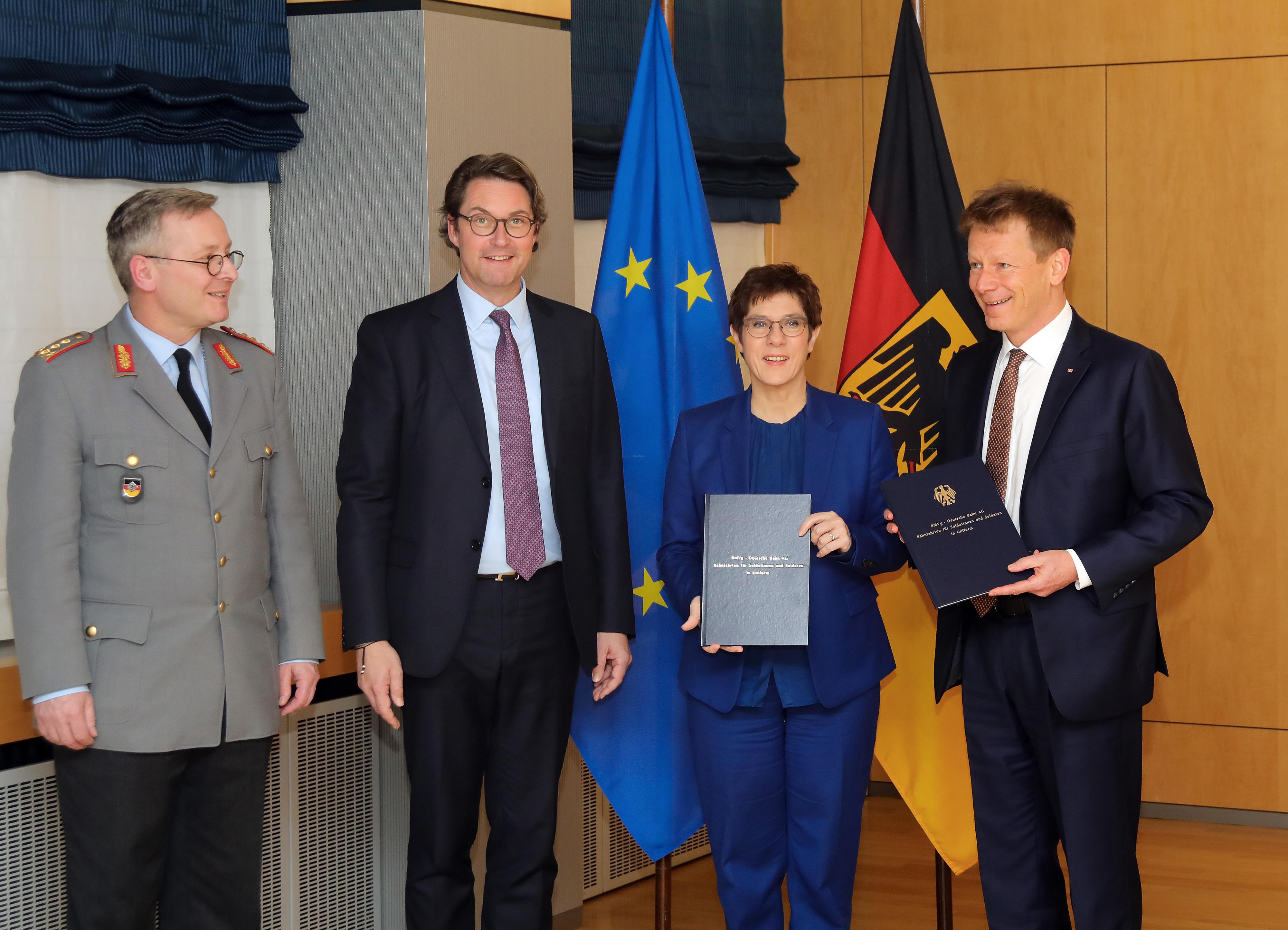 Bundeswehr Bahn Kostenlos