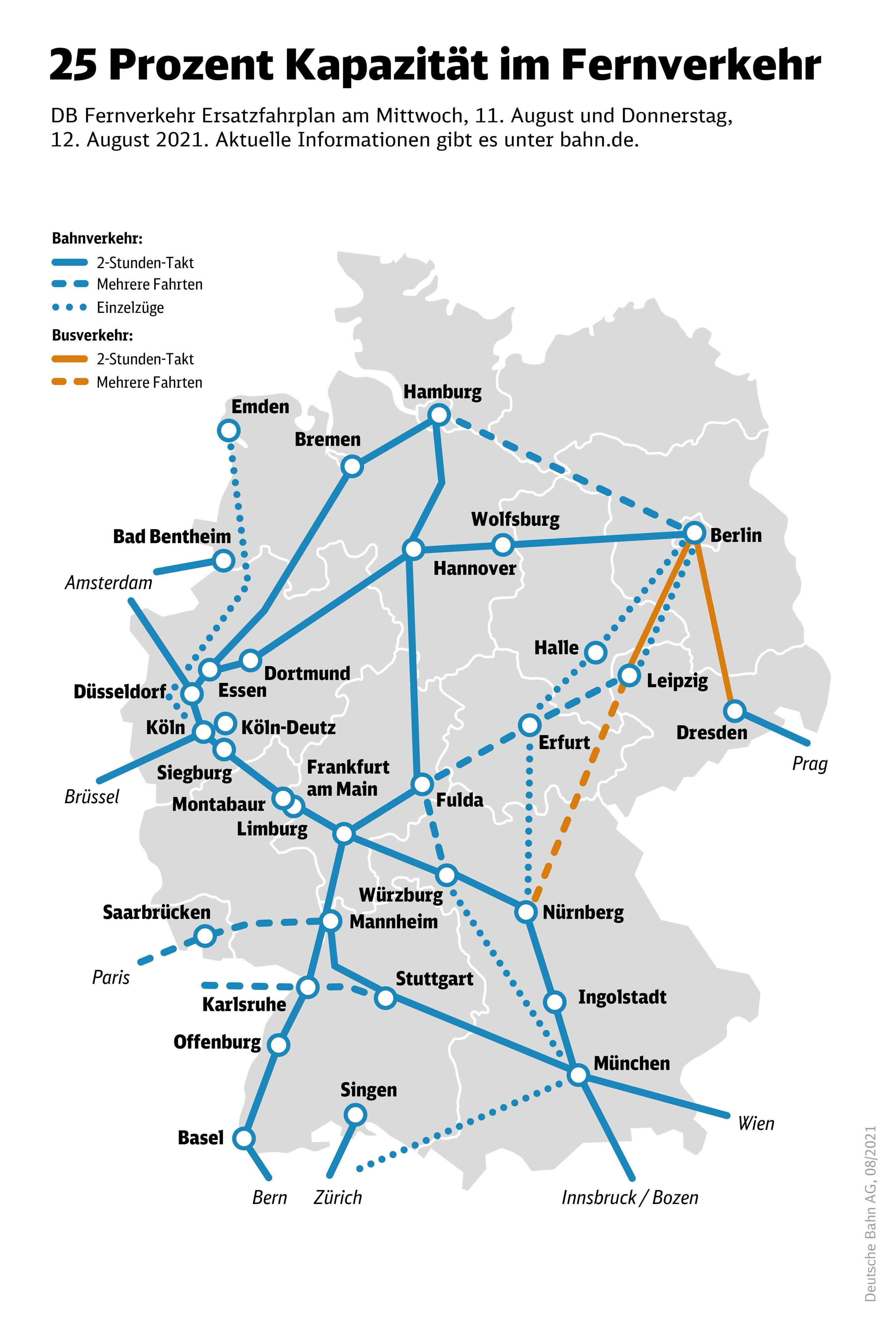 Presse Blog Alle Infos Zum Gdl Streik Deutsche Bahn Ag
