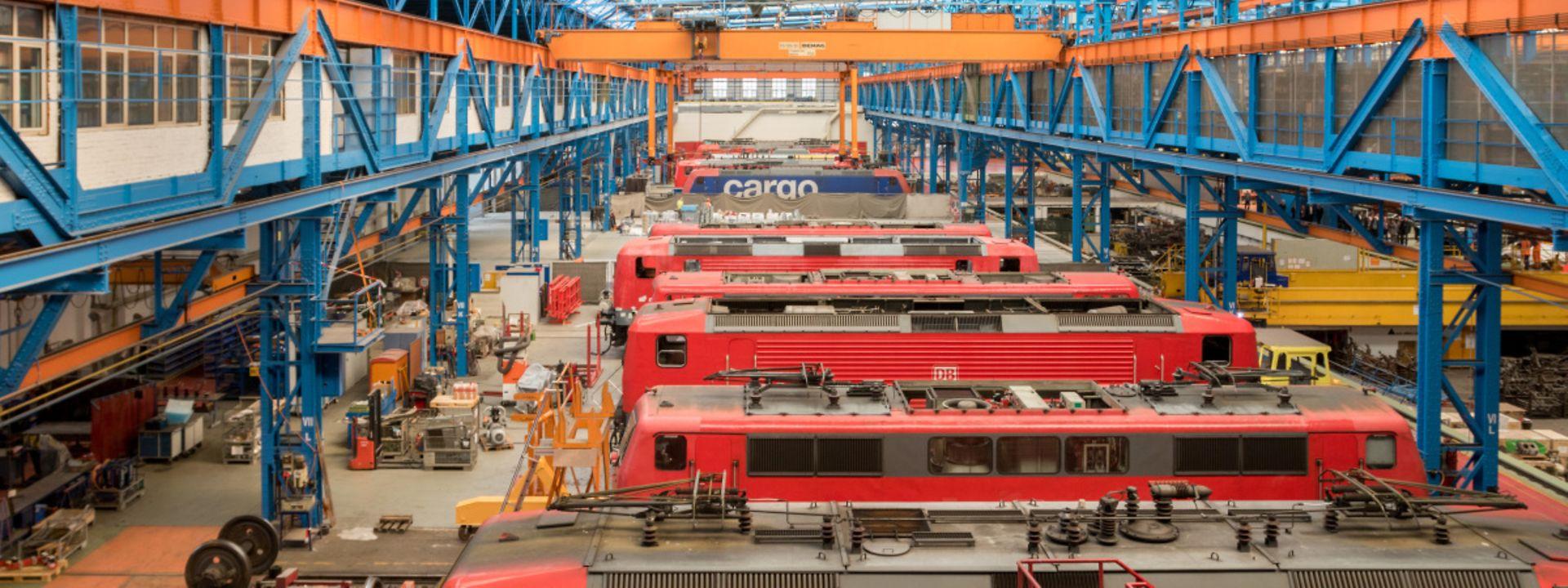 DB Fahrzeuginstandhaltungswerk Dessau