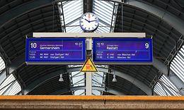 Digitaler Bahnhof