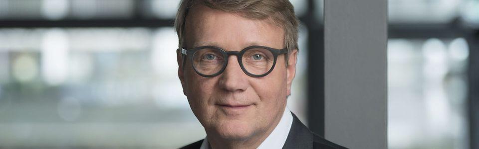 Ronald Pofalla, DB-Vorstand Infrastruktur. (Foto: DB AG / Max Lautenschläger)