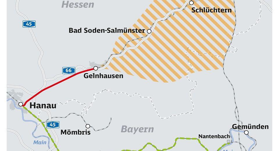 Bahn Aus Und Neubaustrecke Hanau Wurzburg Fulda Deutsche Bahn Ag