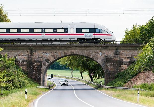 Die Älteste: Eisenbahnbrücke Wurzen