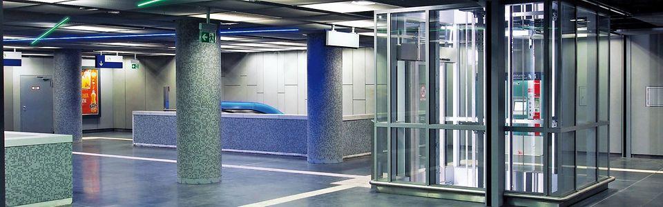 Aufzug Frankfurt Taunusanlage