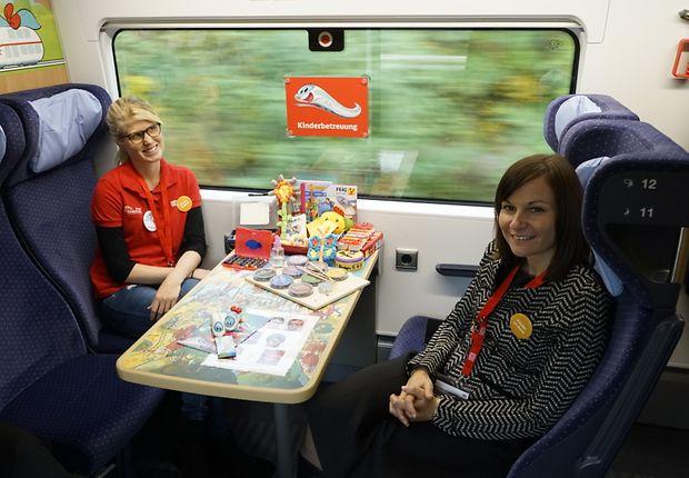 Modern und entspannt unterwegs: Deutsche Bahn präsentiert Innovationen entlang der gesamten Reisekette