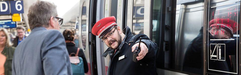 Nürnberg Hbf - Servicemitarbeiter