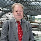 Karl-Peter Naumann, Ehrenvorsitzender Fahrgastverband Pro Bahn