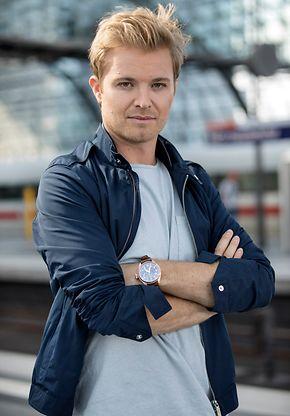 Nico Rosberg: Gesicht der DB für die neue Schnellfahrstrecke Berlin–München