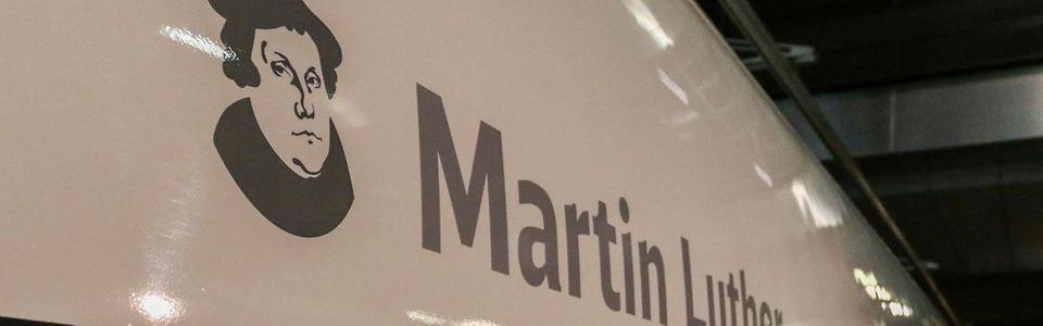 """Der ICE 4 """"Martin Luther"""""""