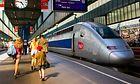 Alleo TGV 4410 nach Paris Est in Stuttgart Hbf im Jahr 2007