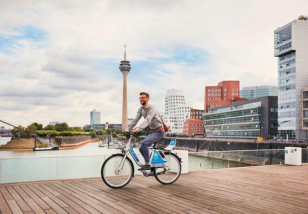 FordPass Bike in Düsseldorf