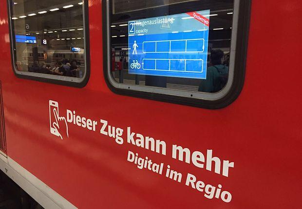 Colibri - Neue digitale Angebote für Fahrgäste