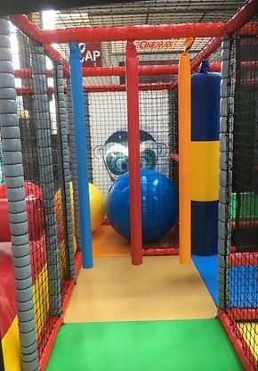 Kinderwartebereich Kiel