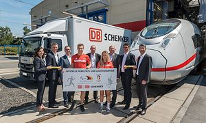 Deutsche Bahn wird Olympia-Partner