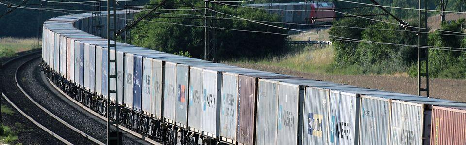 Containerschlange