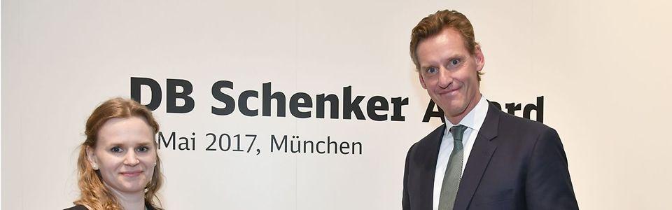DB Schenker Award - Nachwuchsförderpreis der Deutsche Bahn Stiftung