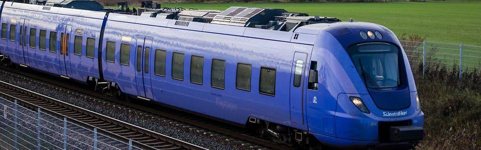 DB Arriva gewinnt Wettbewerbsausschreibung im Wert von 550 Millionen Euro in Schweden