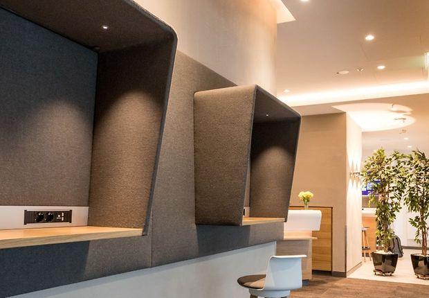 DB Lounge in neuem Design