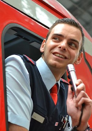 Kevin Grün - Triebfahrzeugführer bei DB Regio