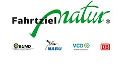 Fahrtziel Natur Logo