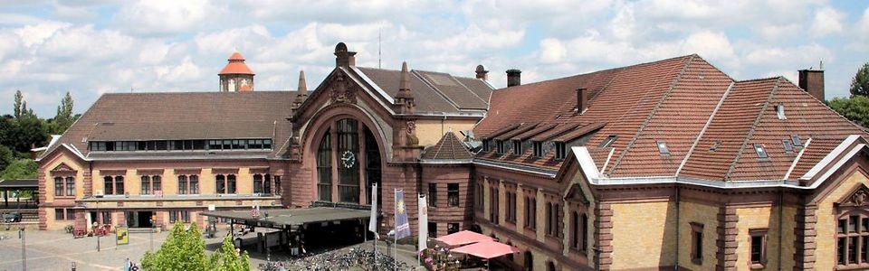 Empfangsgebäude Osnabrück