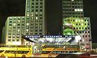 Platz 10: @berlinerpost, Berlin Potsdamer Platz