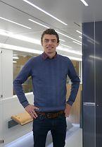 Carsten Hutzler, Projektleiter Ideenzug im d.lab der DB