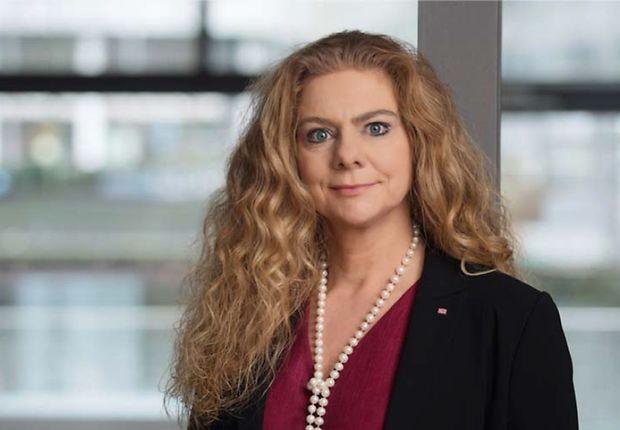 """Sabina Jeschke, Vorstand """"Digitalisierung und Technik"""" . Copyright DB AG / Pablo Castagnola"""