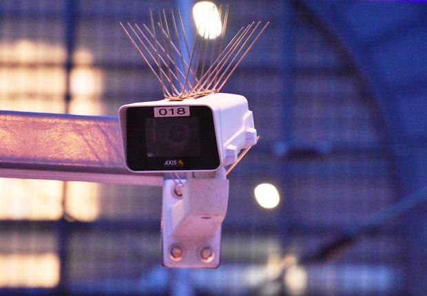 Videokameras für mehr Sicherheit