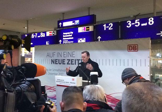 Ansprache Bodo Ramelow in Erfurt